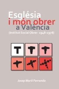 Església i món obrer a València