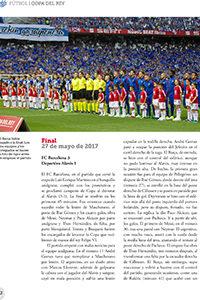 El anuario del FC Barcelona. 2016-2017