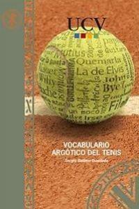 Vocabulario argótico del tenis