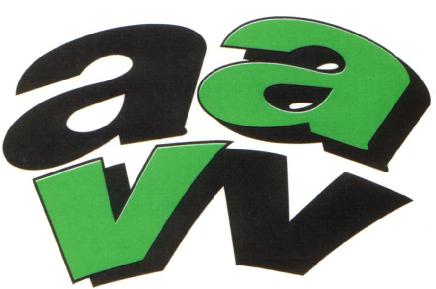 Plural de asociación de vecinos, ¿«AVV» o «AV»?