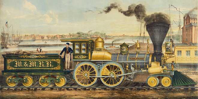 ¿«Revolución Industrial», «Revolución industrial» o «revolución industrial»?